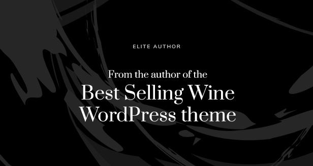 Villenoir Best Seller Wine Theme