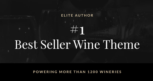 Villenoir - Vineyard, Winery & Wine Best Seller Wine Theme